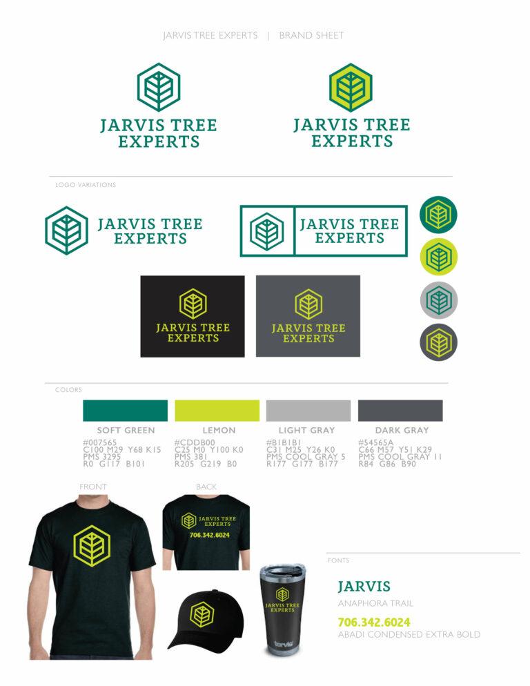 JarvisTreeExperts_brandidentity